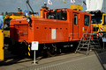 DG124283. 4065. Windhoff shunter. Innotrans 2012. Berlin. 18.9.12.