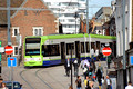 DG49309. Tram 2546. Church St Croydon. 21.4.10.