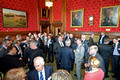 DG146074. DDRf reception at the House of Commons. 15.4.13.