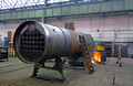FDG05312. New boiler. Meiningen locomotive works. Germany. 12.2.07.