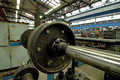 FDG05345. Pistons. Meiningen locomotive works. Germany. 12.2.07.