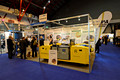 DG146840. Harmill stand. Railtex. London. 30.4.13.