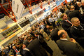 DG146844. Drinks reception. Railtex. London. 30.4.13.