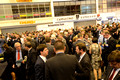 DG146850. Drinks reception. Railtex. London. 30.4.13.