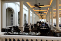 DG239648. The verandah. The Galle Face Hotel. Colombo. Sri Lanka. 5.2.16