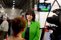 DG242541. Claire Perry MP. Infrarail 2016. 12.4.16