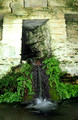 T14218. Natural spring in the village. Menites. Andros. Cyclades. Greece. 24.09.02