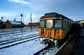 11688. 312720. in the snow. Harwich Town. 31.01.03