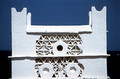 T14269. Dovecote against the sea. Hora. Andros. Cyclades. Greece. 25.9.02