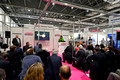 DG242456. Claire Perry MP. Keynote speech. Infrarail 2016. 12.4.16