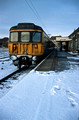 11686. 312720. in the snow. Harwich Town. 31.01.03