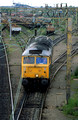 03853. 47478. Shunting the Up sidings. Bescot. 2.6.94