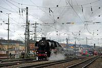 World Rail: Germany, plandampf 2010