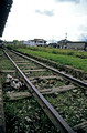 T3612. Abandoned railway. Bukittinggi. Sumatra. Indonesia. 1992.