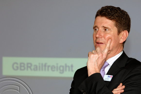 DG09102. John Smith. Railtex 2007. 20.2.07.