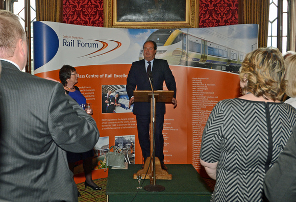 DG146145. DDRf reception at the House of Commons. 15.4.13.