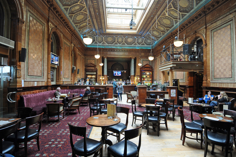 railway stations dg92310 centurion bar newcastle central 4
