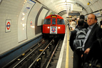 London runs the last 67 stock on the underground