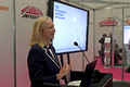 DG295358. Lorna Pimlott. Phase 2 Sponsorship and Policy Director, Hs2 Ltd. Infrarail 2018. London. 3.5.18