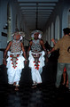 17230. Kandyan dancers at a wedding at the Galle Face Hotel. Colombo. Sri Lanka. 10.01.04
