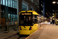 DG262095. Tram 3103. St Peter's Square. Manchester. 22.12.16