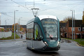 DG232938. Tram 222. Meadows Way. Nottingham. 28.10.15.
