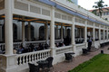 DG239650. The verandah. The Galle Face Hotel. Colombo. Sri Lanka. 5.2.16