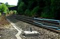 DG276918. New signal base. Luddendon. 16.7.17