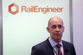 DG294848. Jon Shaw. Chief Engineer. Chief Exec of Network Rail. Infrarail 2018. London. 1.5.18